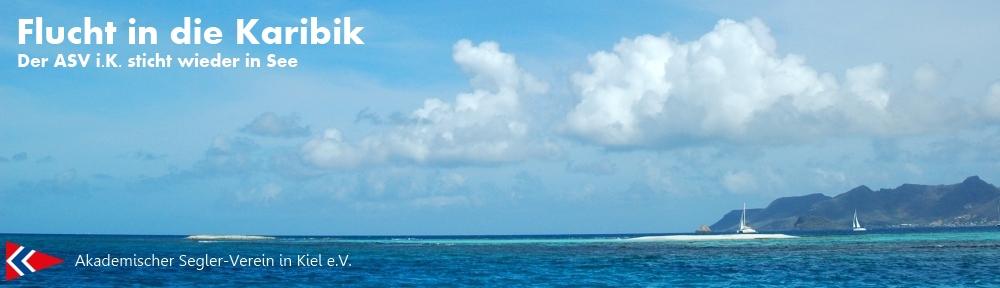 Flucht in die Karibik